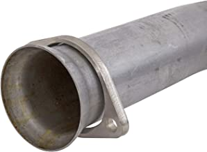 """BBK 1786 3"""" High Flow Performance Short Mid X Pipe with High Flow Catalytic Converters for BBK Coyote Swap Headers (Required For Use With BBK Long Tube Exhaust Headers)"""