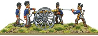 Black Powder Napoleonic British Royal Horse Artillery 9pdr Cannon