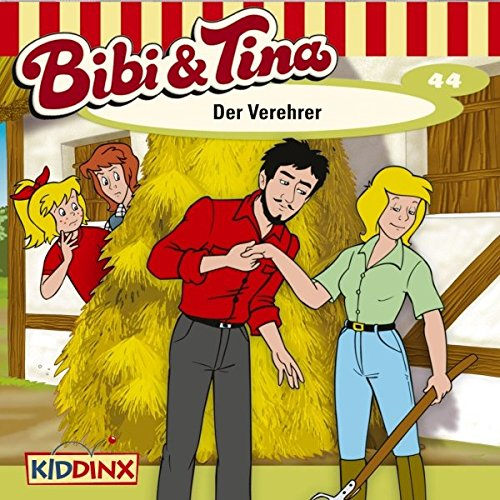 Der Verehrer audiobook cover art