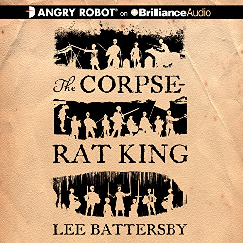 The Corpse-Rat King audiobook cover art