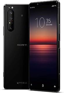 Sony Xperia 1 II Smartphone, 6.5 Inch 21:9 CinemaWide 4K HDR OLED Display - Triple Lens Camera - 3.5 mm Audio Jack - 8 GB ...