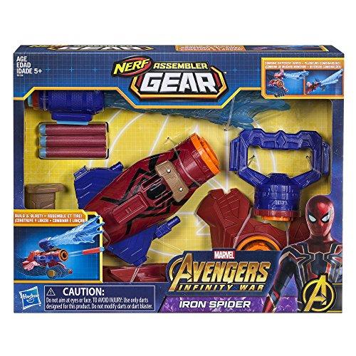 guante de spiderman lanza telarañas precio fabricante Avengers