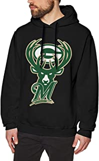 milwaukee bucks therma flex hoodie