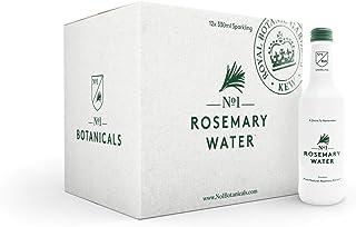 No.1 Botanicals Agua Romera – Agua con Gas con Extracto Orgánico de Enebro - Sin azúcar ni Edulcorantes – Soft Drink o Cocktail Mixer