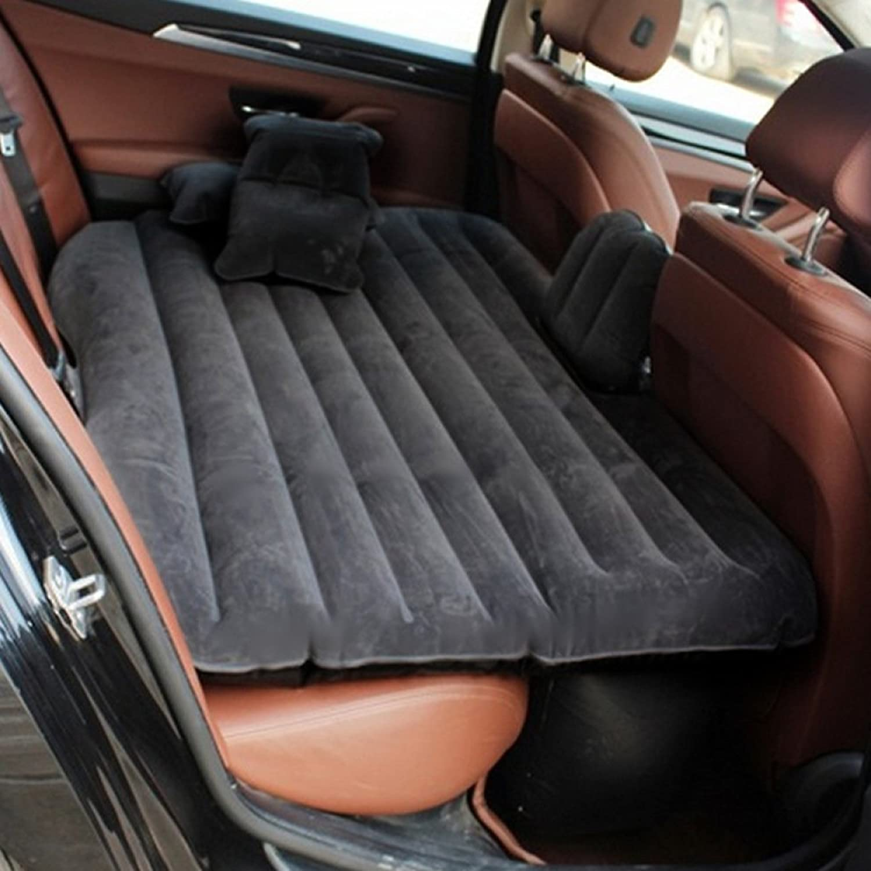 HAOXIAOZI Auto-Bett-starkes Beflocktes Tragbares Aufblasbares Bett-Reise-Bett,schwarz B07D9JXKSD  Qualität Qualität Qualität db3c8b