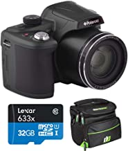 Polaroid 18MP 50x Zoom Instant Digital Camera with 3-inch...