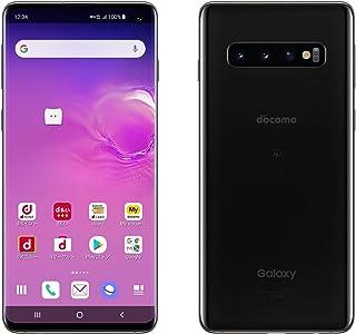 DOCOMO Galaxy S10 SC-03L Prism Black
