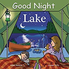 Image of Good Night Lake by Adam. Brand catalog list of Good Night Books.