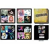 Madonna – Juego de 4 posavasos, diseño de álbum