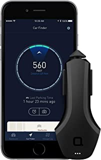 ZUS Smart Car Charger with Car Finder App