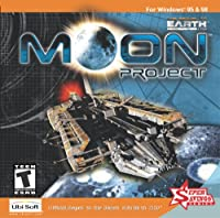Moon Project (Jewel Case) (輸入版)