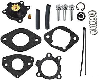 BH-Motor New Carburetor Accelerator Pump Repair Rebuild Kit for Kohler Engine CV17-CV25, CV640-CV740 Replace 24 757 21-S