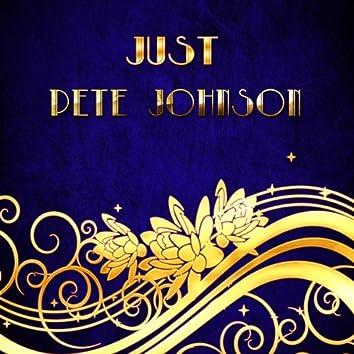 Just Pete Johnson