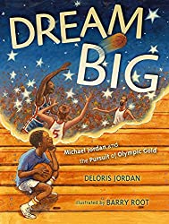 commercial Dream Big: Michael Jordan and the Pursuit of Olympic Gold value basketball shoes