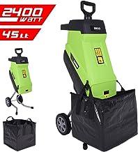 BAKAJI 2832160 - Biotriturador eléctrico triturador de