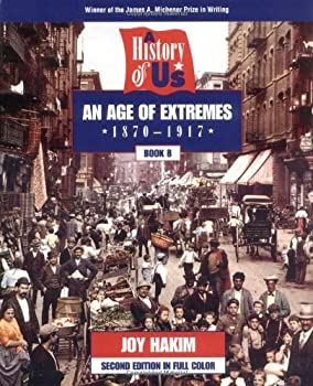 Paperback An Age of Extremes, 1870-1917 Bk. 8 Book