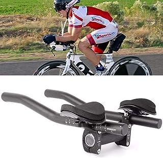 Fahrradlenker Most Crono Aero mit Lenkeraufsatz Triathlon Tri Bar Aufsatz Alu