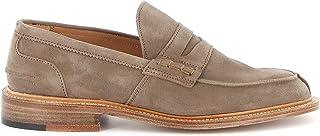 TRICKER'S Luxury Fashion Mens JAMESSUEDEVISONE Beige Loafers   Spring Summer 20