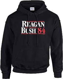 Trenz Shirt Company Ronald Reagan Bush '84 Hoodie
