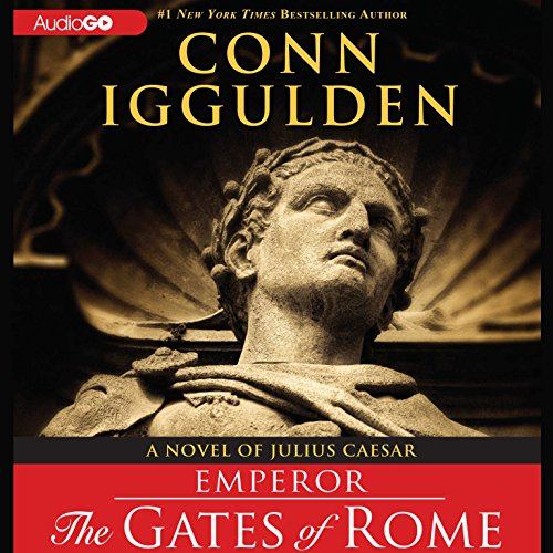 The Gates of Rome audiobook cover art