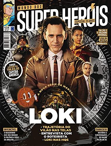 Revista Mundo dos Super-Heróis 131