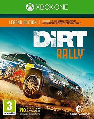 Codemasters Dirt Rally Legend Edition, Xbox One Básica + DLC Xbox One vídeo - Juego (Xbox One, Xbox One, Racing, Modo multijugador, E (para todos))