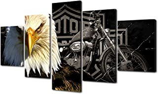 harley davidson wall pictures