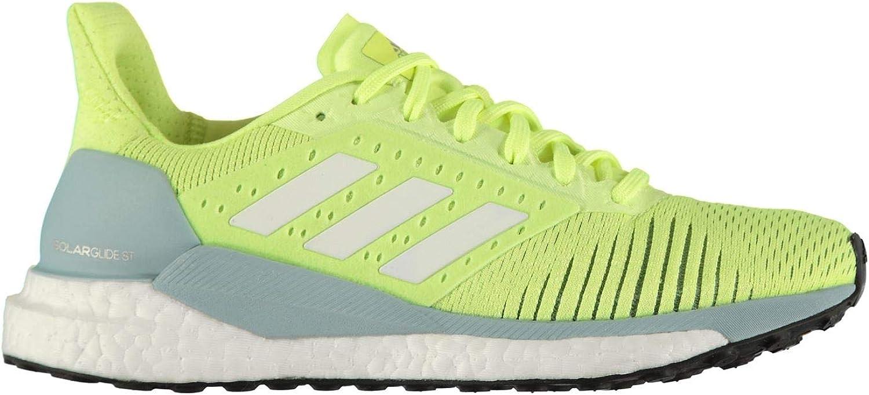 Adidas Damen Solar Glide St W Fitnessschuhe, grün, 43.3 EU
