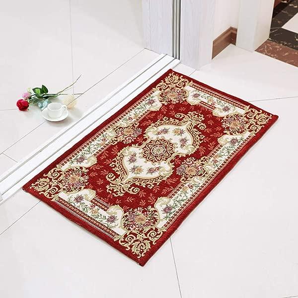 LIUCS Carpet Mat Machine Textile Cleaning Anti Slip Anti Static Corridor Aisle Corridor Home Decoration Carpet 50cmx80cm