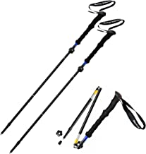 Sterling Endurance Short Person's Trekking Poles/Collapsible to 13 1/2