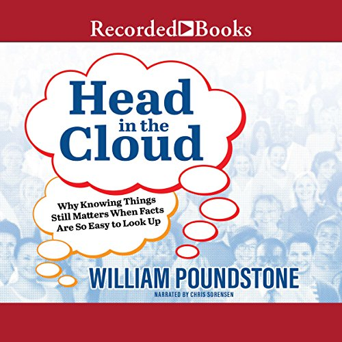 Head in the Cloud audiobook cover art