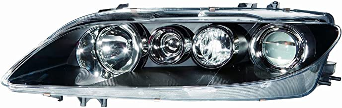 Headlight Replacement For Mazda 6 Driver Left Side Lh 2006 2007 2008 Headlamp