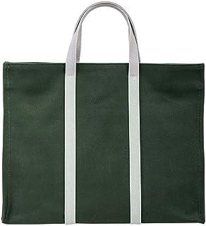 Mode-Frauen-Einkaufstasche-Segeltuch-Aktenkoffer-beiläufige Handtasche, dunkelgrün
