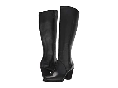 Frye Essa Seam Tall (Black) Women