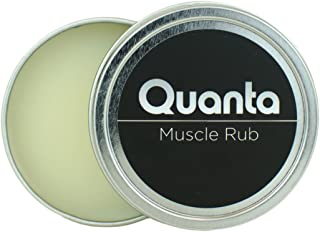 Quanta Organic All-Natural Hemp Muscle Rub - Targeted Pain Fighting Relief for Joint and Muscle Soreness – Longer Lasting,...