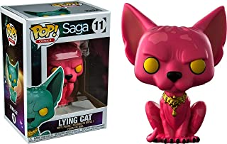 Lying Cat 11 Exclusivo Pop Funko Saga