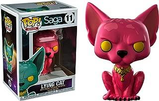 Funko POP! Saga: Pink Lying Cat