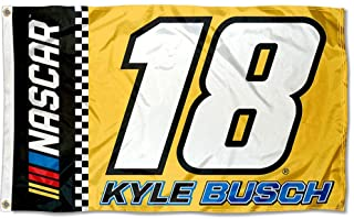 WinCraft Kyle Busch 3x5 Foot Banner Flag