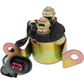 JINGKE motorcycle starter solenoid relay for Polaris Ranger RZR Sportsman Hawkeye Trailboss 330 325 400 450 500 570 700 800 900 1000 JINGKE-JDQ