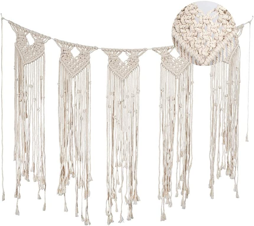 New mail order OCEANE Fashion Macrame Woven Wall Decoration Hanging Pendant Hand