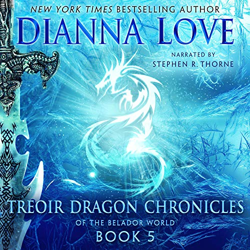 Treoir Dragon Chronicles of the Belador World: Book 5 cover art