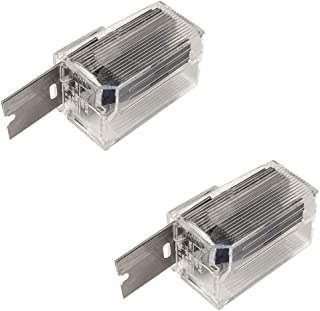 Single Edge Scraper Blades (Qty 2-10 Blade Dispensers (20 Blades))
