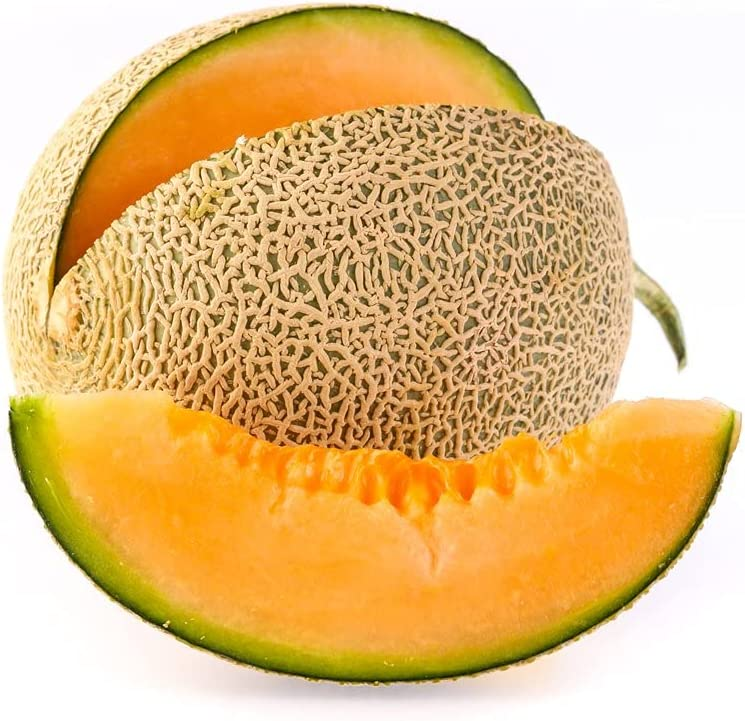 Melon S.ẸẸDS Don't miss the campaign for Plạnting - Jumbo Max 60% OFF Hales Cantaloupe Best