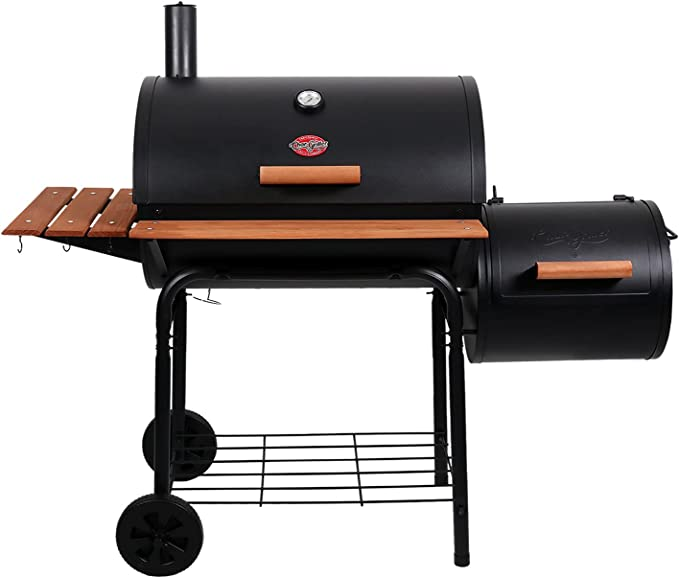 Char-Griller E1224 Smokin Pro Charcoal Grill – Best Competition Smoker