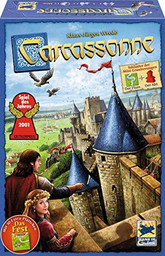 Hans im Glück Carcassonne INKL. DA