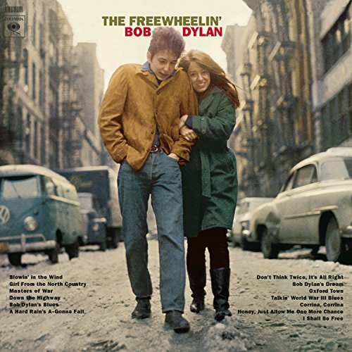 The Freewheelin' Bob Dylan [Disco de Vinil]