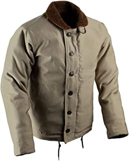 deck jacket mens