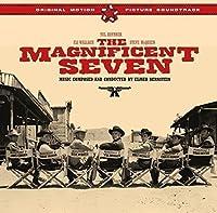 The Magnificent Seven Ost + 4 Bonus Tracks by Elmer Bernstein