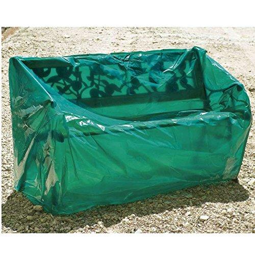Maillessac 04765 Housse Luxe pour Banc de Jardin Vert 200 cm
