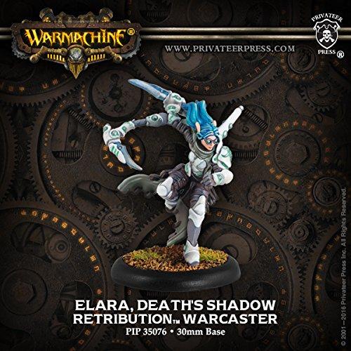 Retribuição: sombra da morte de Elara